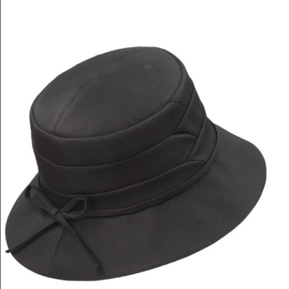 7c923deb8ef31 helen kaminski Elvia Black Hat  165 Accessories